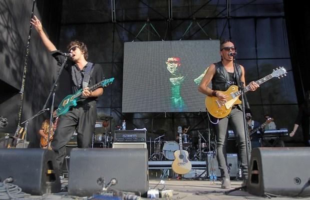 Illya Kuryaki & The Valderramas | Lollapalooza Chile 2012 - Fotógrafo: Carlos Müller