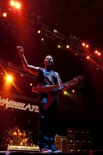 Annihilator - The Metal Fest 2012 | Fotógrafo: Jean-pierre Cabañas