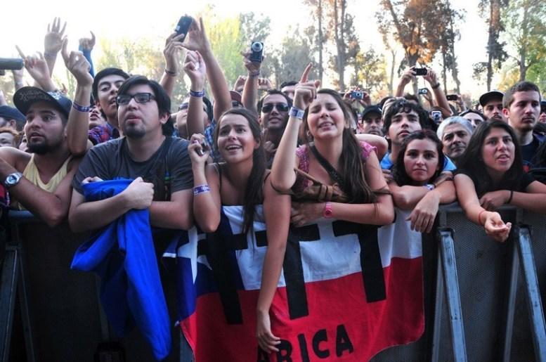 Crosses | Lollapalooza Chile 2012 | Fotógrafo: Javier Valenzuela