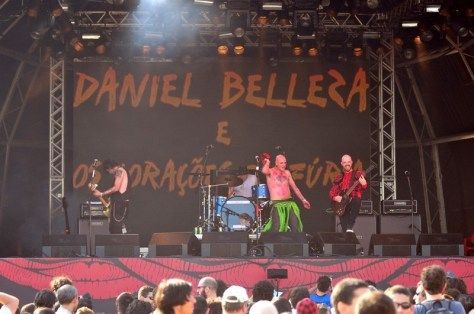 Daniel Belleza & os Corações em Fúria | Lollapalooza Brasil | Fotógrafo: Javier Valenzuela