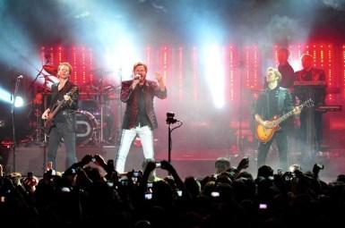 Duran Duran en Chile | Fotógrafo: Javier Valenzuela