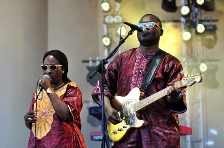 Amadou & Mariam - Lollapalooza Chicago 2012 | Fotógrafo: Javier Valenzuela