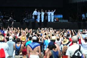 Los Jaivas - Lollapalooza Chicago 2012 | Fotógrafo: Javier Valenzuela