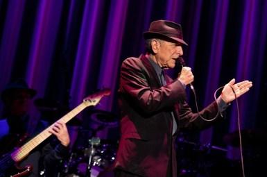 Leonard Cohen - Londres 2012 | Fotógrafo: Ricardo Vargas