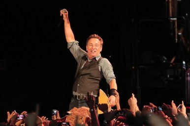 Bruce Springsteen Mexico 2012 | Fotógrafo: Lulú Urdapilleta