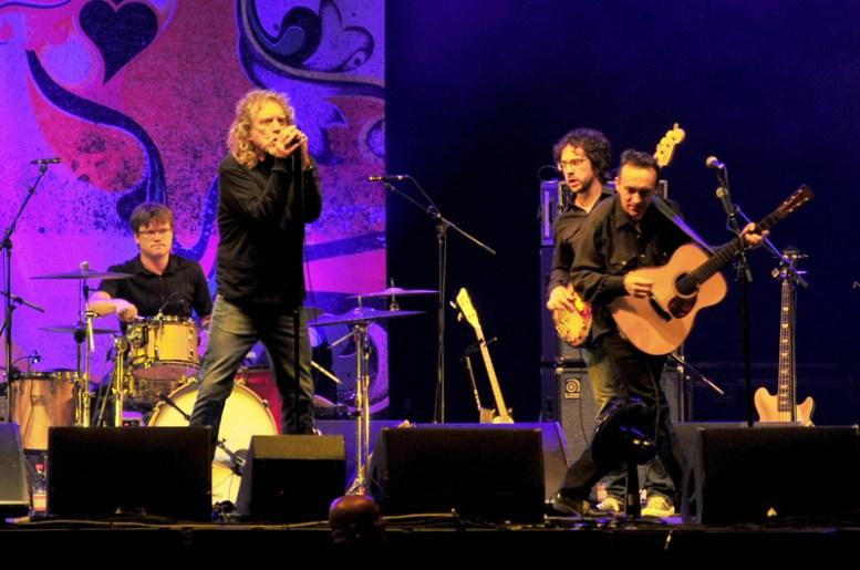 Robert Plant – Movistar Arena – 7 de noviembre