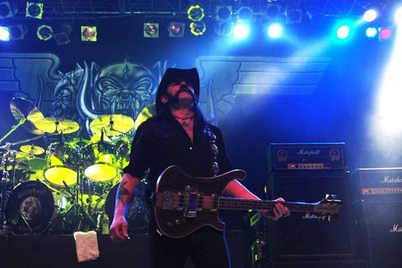Lemmy (67 años) | Fotógrafo: Javier Valenzuela