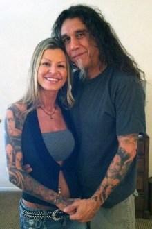 Tom y Sandra Araya
