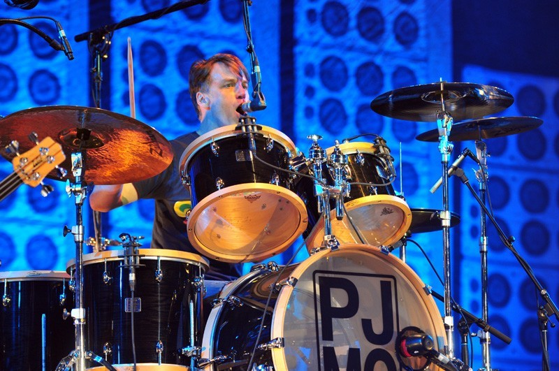 Pearl Jam - Lollapalooza Chile 2013   Fotógrafo: Javier Valenzuela