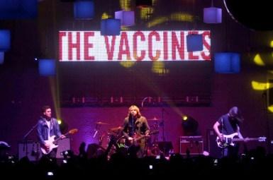 The Vaccines - Chile 2013   Fotógrafo: Natalia Espina López