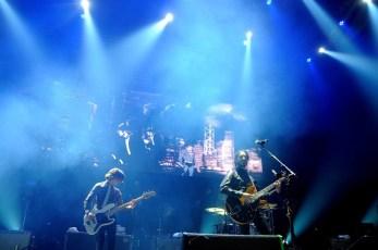 Los Bunkers presentaron en vivo: La Velocidad de la Luz | Fotógrafo: Javier Valenzuela