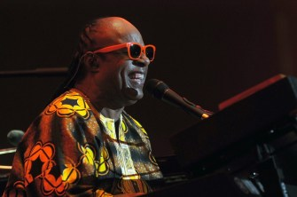 Stevie Wonder en Chile | Fotógrafo: Javier Valenzuela