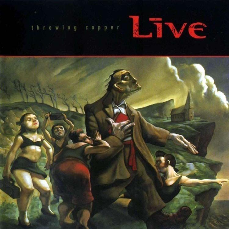 Live - 'Throwing Copper' | 19 de abril 1994