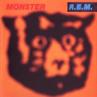 R.E.M. - 'Monster'   26 de septiembre 1994