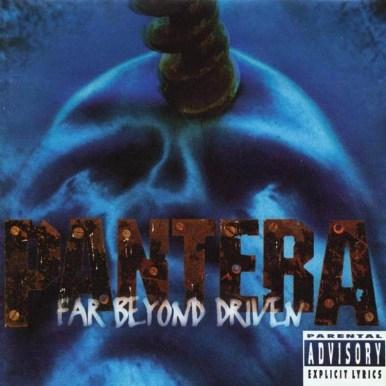 Pantera - 'Far Beyond Driven' | 22 de marzo 1994