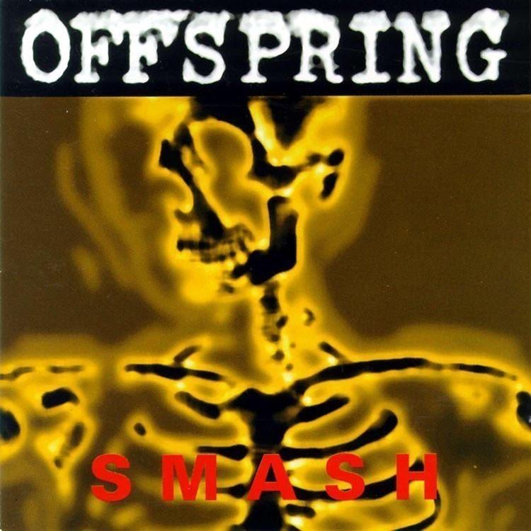 The Offspring - 'Smash' | 08 de abril 1994