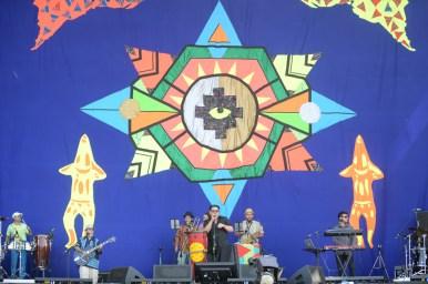 Joe Vasconcellos en Lollapalooza Chile 2014 | Fotógrafo: Javier Valenzuela