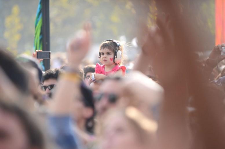 Lollapalooza Chile 2014 - día uno | Fotógrafo: Javier Valenzuela
