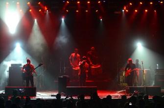 Nação Zumbi - Lollapalooza Chile 2014 | Fotógrafo: Javier Valenzuela
