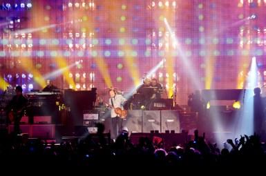 Paul McCartney en Chile 2014 | Fotógrafo: Javier Valenzuela