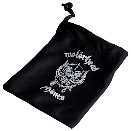 Motörheadphönes - In ear Trigger Brass