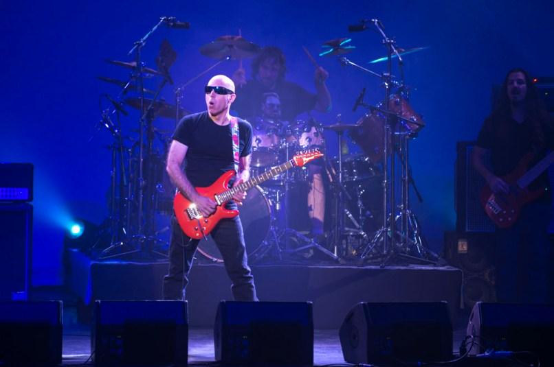 Joe Satriani en Chile | Fotógrafo: Javier Valenzuela
