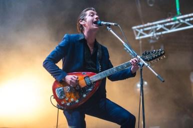 Arctic Monkeys en Chile | Fotógrafo: Javier Valenzuela