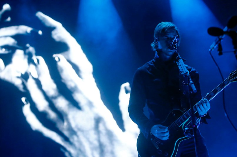 Interpol - Lollapalooza Chile 2015 | Fotógrafo: Franco Moreno