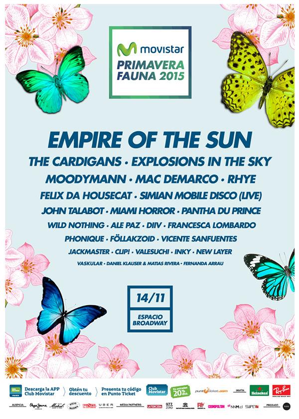 Festival Primavera Fauna 2015