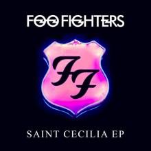 Portada de 'Saint Cecilia', EP de Foo Fighters