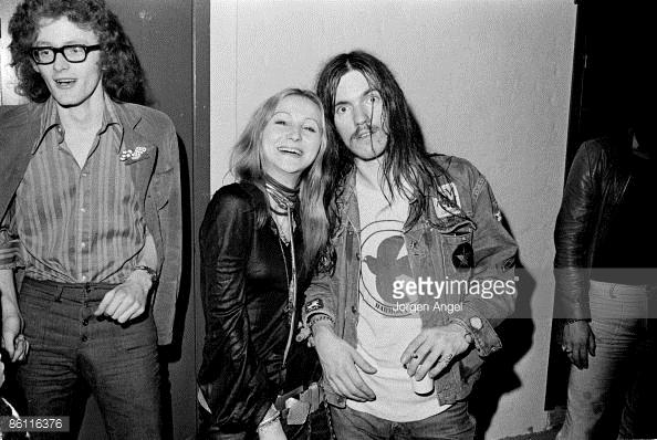 Lemmy - Hawkwind era