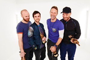 Coldplay - NME Awards 2016