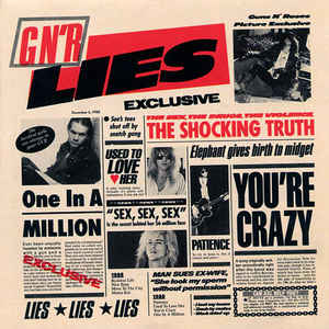 G N\' R Lies (1988)