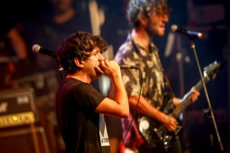 The Suicide Bitches - Lollapalooza Chile 2016 | Fotógrafo: Getty Images/Lotus Producciones