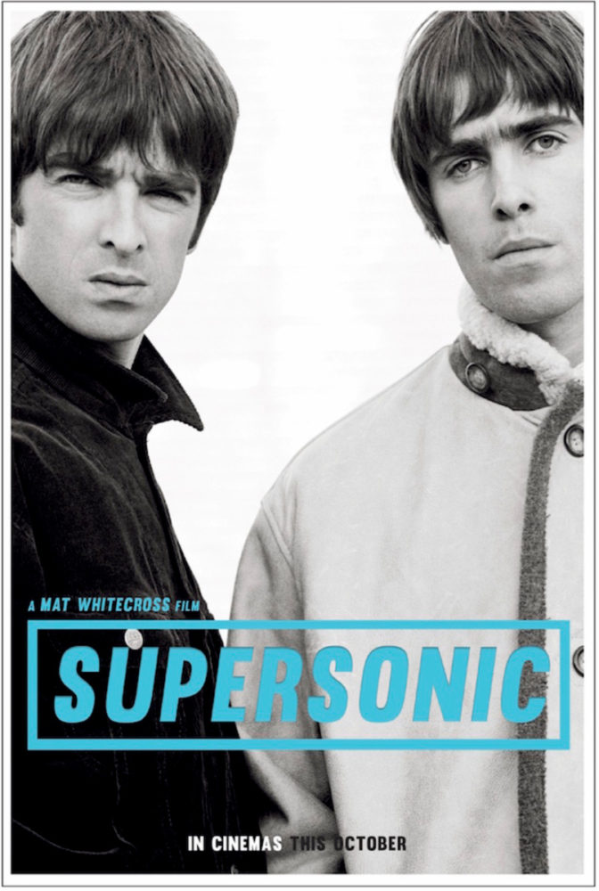 Oasis Supersonic documental 2016