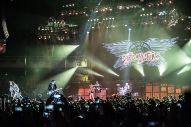 Aerosmith en Chile 2016 | Fotógrafo: Miguel Fuentes