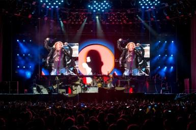 Guns N Roses . Stgo Rock City | Fotógrafo: Javier Valenzuela.