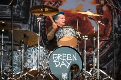 Green Day en Chile | Fotógrafo: Javier Valenzuela.