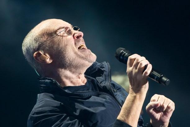 Phil Collins - | Fotógrafo: Javier Valenzuela