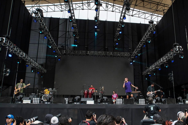 Ases Falsos en Lollapalooza Chile 2019 | Fotógrafo: Gabriel Cedrés