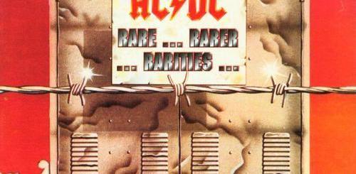 ACDC - Rare, Rarer, Rarities (1991)