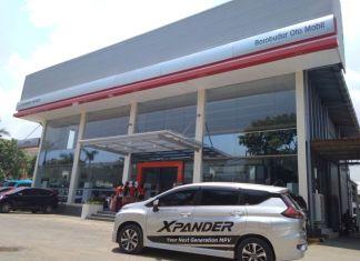 Mitsubishi Tugu Semarang Sanggup Service 22 Unit Mobil per hari