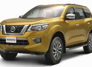 Nissan XTerra atau Paladin. SUV Nissan berbasis Navara NP300