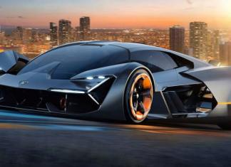 Lamborghini Terzo Millennio hasil kerjasama dengan MIT