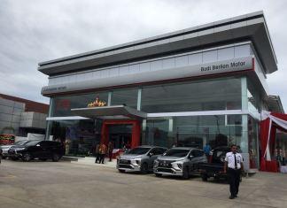 Ini adalah dealer Mitsubishi ketiga di Lampung dan diler kendaraan penumpang Mitsubishi ke-100 di Indonesia.