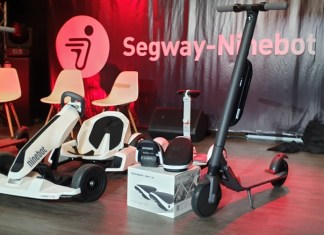 skuter listrik segway