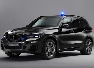 BMW X5 anti peluru