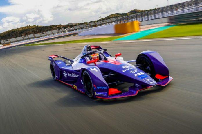 Formula E monas 5 tahun