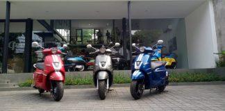 Peugeot Motorcycles Motor listrik