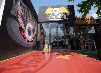 flagship store von dutch